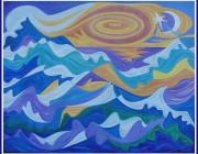 Akvarel billeder