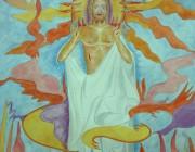 Akvarel - 40x50cm