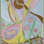 Akvarel - 30x40cm